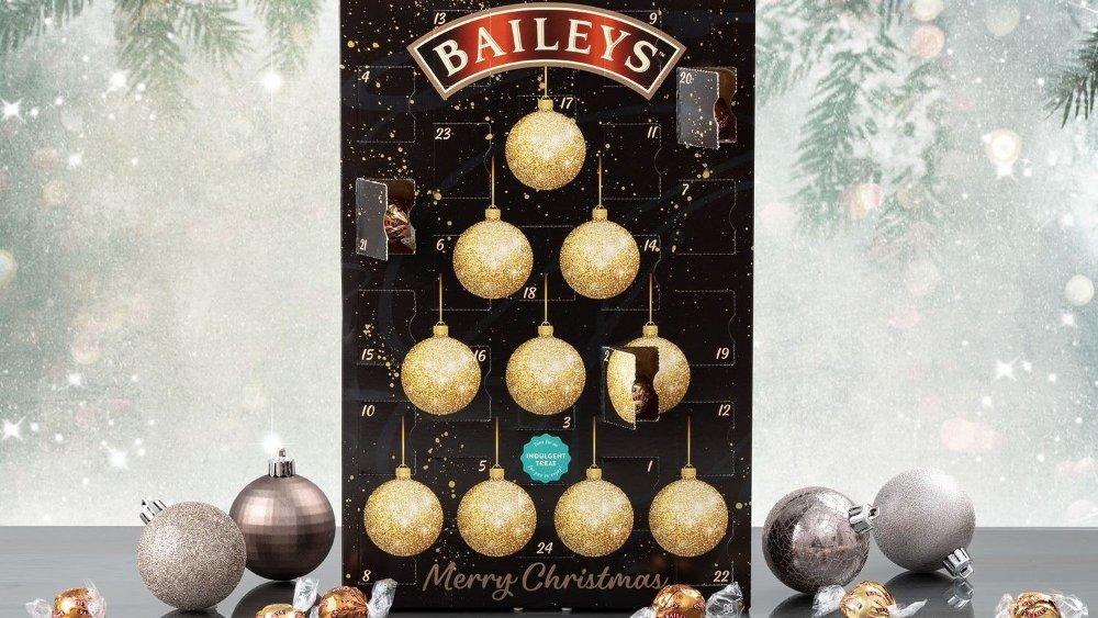 Klikk på bildet for å forstørre. Baileys har sin egen adventskalender.