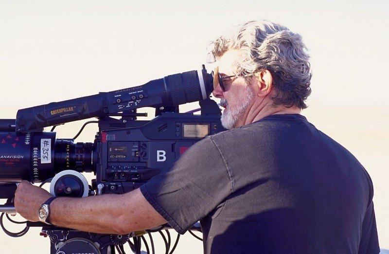 Klikk på bildet for å forstørre. SJEFEN SJØL: George Lucas trekker i trådene som produsent for «The Clone Wars».