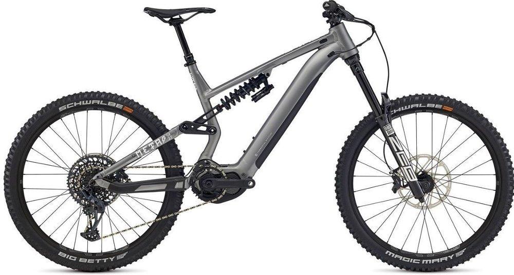 Klikk på bildet for å forstørre. Commencal Meta Power SX Race E-Bike