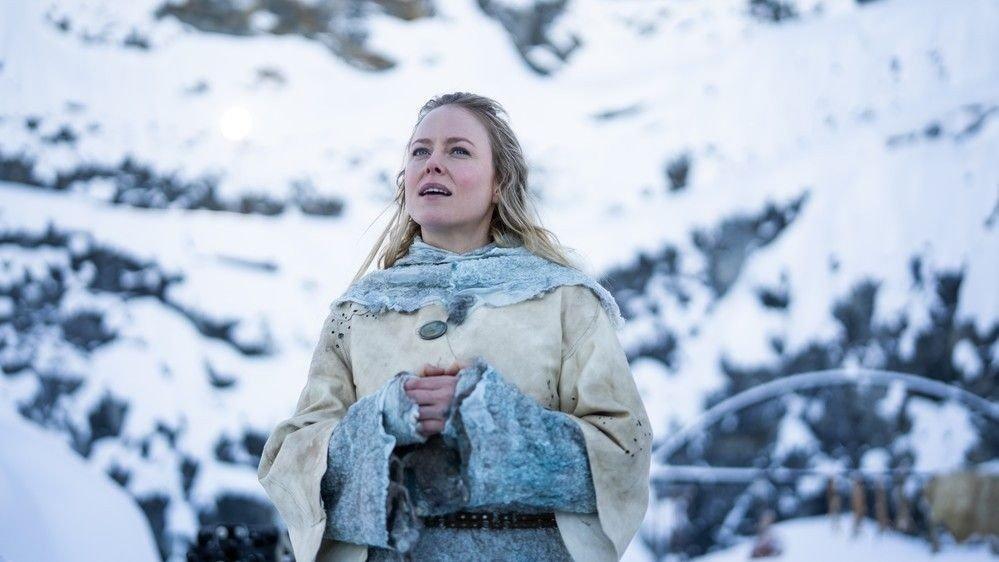 Klikk på bildet for å forstørre. Ingrid Bolsø Berdal spiller i Stjernestøv, årets julekalender på NRK