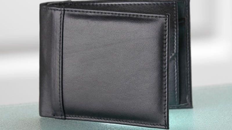 Klikk på bildet for å forstørre. Lommebok
