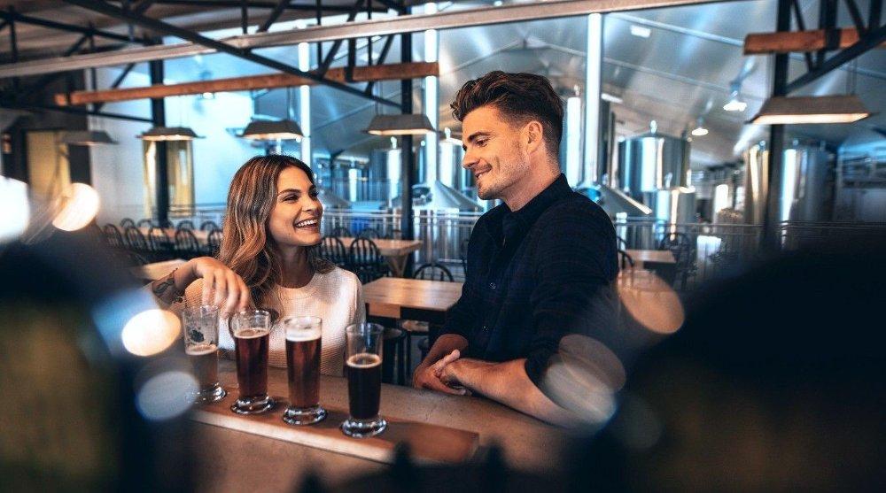 Klikk på bildet for å forstørre. Gavekort på ølsmaking for to