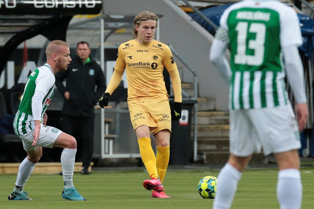 Jens Petter Hauge Bodo Glimt Hauge Devastated Against Ac Milan