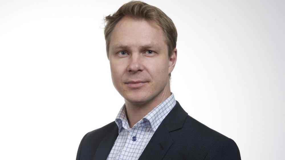 Klikk på bildet for å forstørre. Pressekontakt i Statoil, Morten Eek.