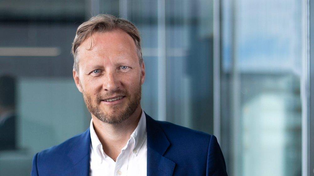 Klikk på bildet for å forstørre. SATSER MER: Pressesjef Kenneth Tjønndal Pettersen i Posten sier at de satser stadig mer på hjemleveringstjenester - uavhengig av om Amazon kommer til Norge eller ikke.