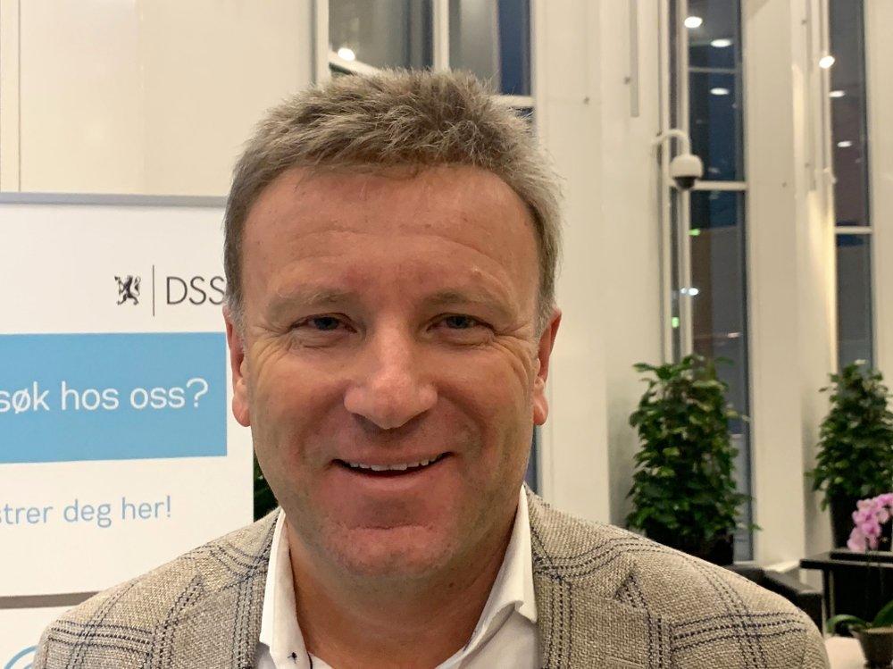 Klikk på bildet for å forstørre. Vebjørn Selbekk er sjefredaktør for dne kristne avisen Dagen.