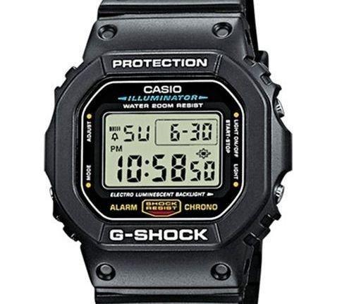 Klikk på bildet for å forstørre. CASIOG-Shock DW-5600E – satt ned med 42 %