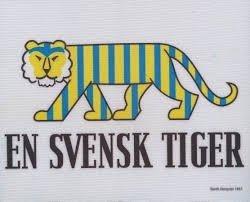 Klikk på bildet for å forstørre. Svensk propagandaplakat