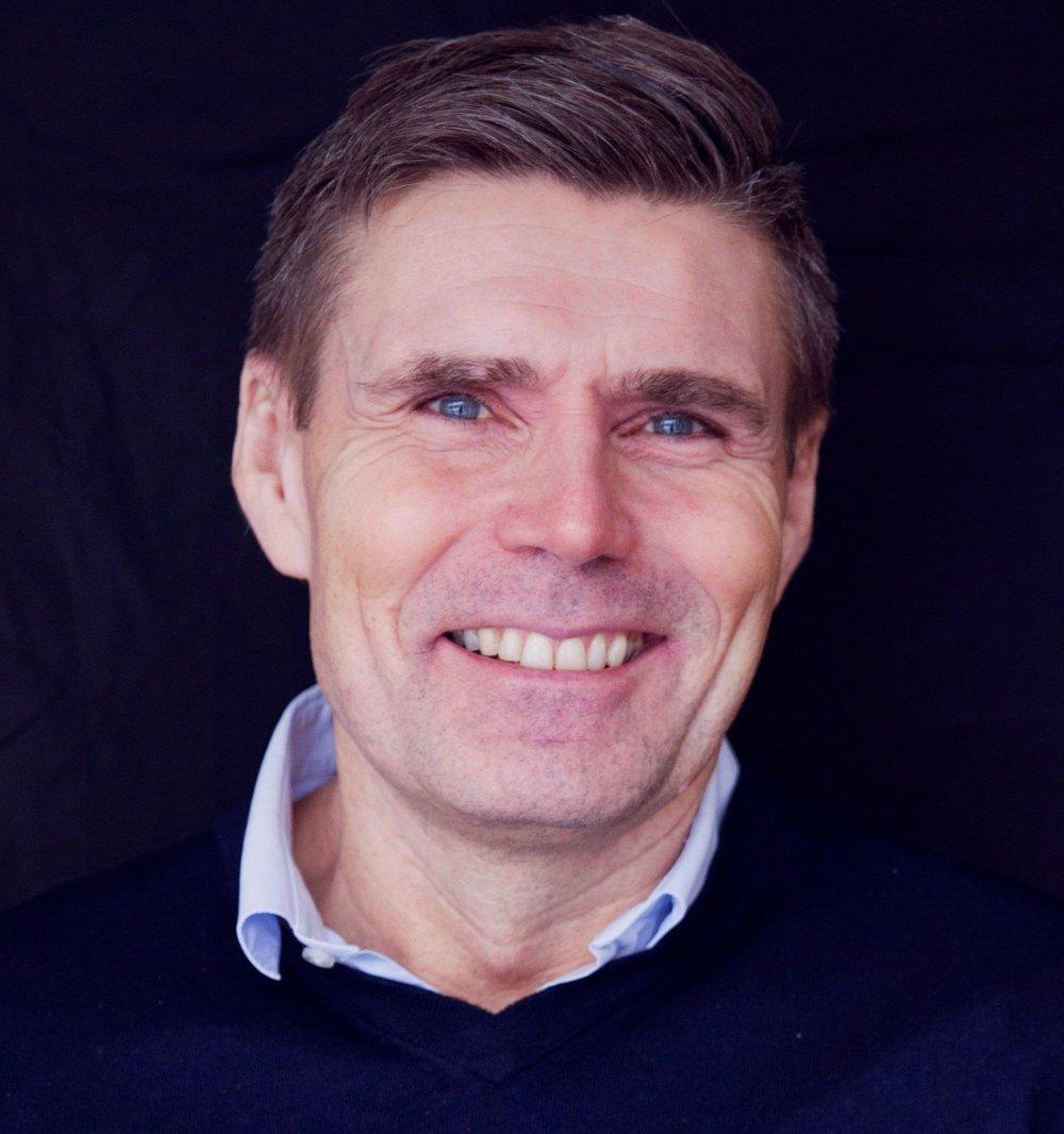 Klikk på bildet for å forstørre. INGEN STORE ENDRINGER: Statssekretær Geir Olsen tror ikke på store endringer i boliglånsforskriften.
