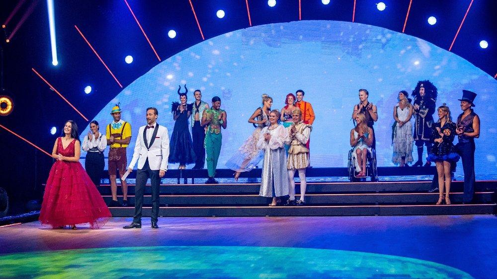 Klikk på bildet for å forstørre. Skal vi danse - program 06. Bildene kan kun brukes av media i forbindelse med omtale av TV 2 eller TV 2s programmer.