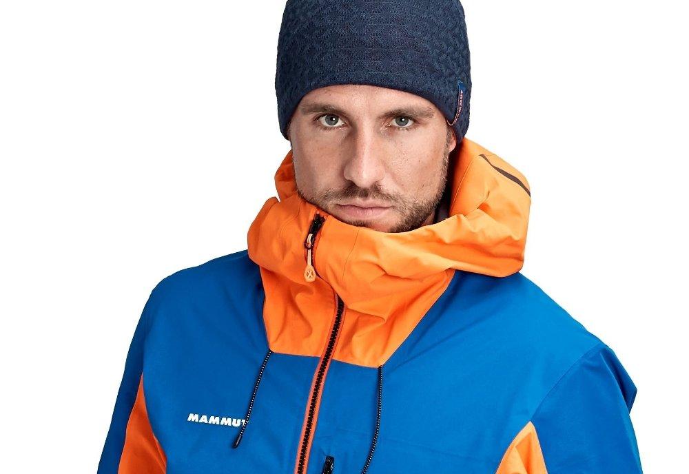 Klikk på bildet for å forstørre. Nordwand Pro HS Hooded Jacket fra Mammut