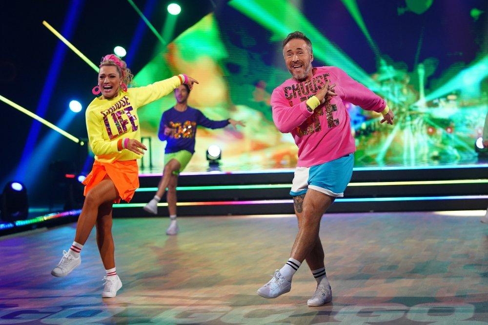 Klikk på bildet for å forstørre. Skal vi danse - program 04 2020 Michael Andreassen og Ewa Trela Skal vi danse - program 07 Bildene kan kun brukes av media i forbindelse med omtale av TV 2 eller TV 2s programmer. FOTO: Espen Solli / TV 2