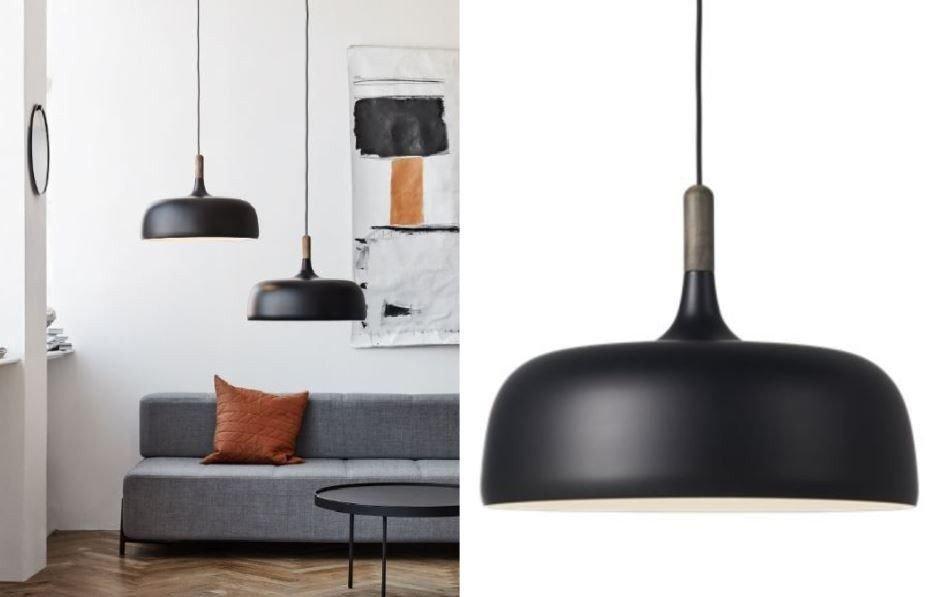 Klikk på bildet for å forstørre. designerlampe Acorn Northern
