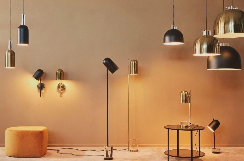 Klikk på bildet for å forstørre. designlampe