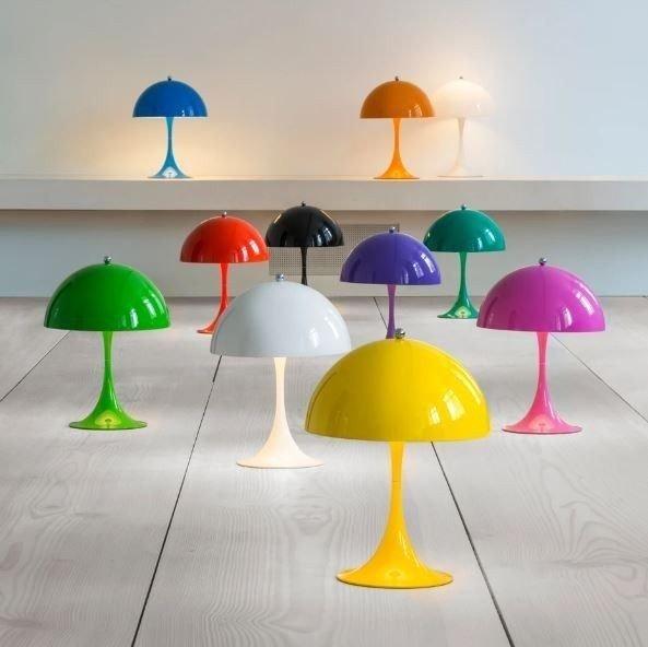 Klikk på bildet for å forstørre. designlampe Loius Poulsen