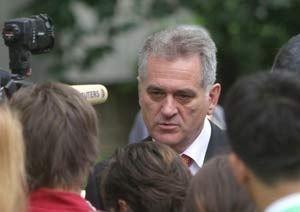 Tomislav Nikolic serbia
