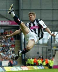 Zoltan Gera fikk en pangstart mot Tottenham