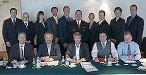 Fra WGIs lederforum i Singapore april 2004.