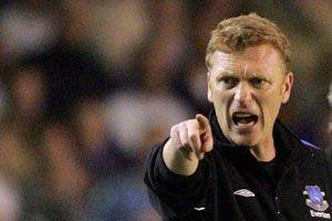 Everton-manager David Moyes gleder seg over Mikel Artetas bidrag til laget for tiden.
