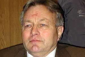 Permittert ordfører Andreas Drarvik (Sp) i Suldal.