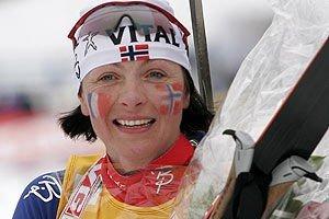 I Holmenkollen etter sitt aller siste verdenscuprenn. Ble nr 12 i fellesstarten.