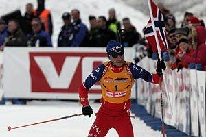 Sesongavslutning i Holmenkollen 2006, vant fellesstarten og verdenscupen