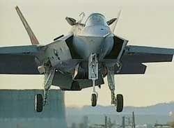 Lockheed Martin X-35, Joint Strike Fighter, JSF
