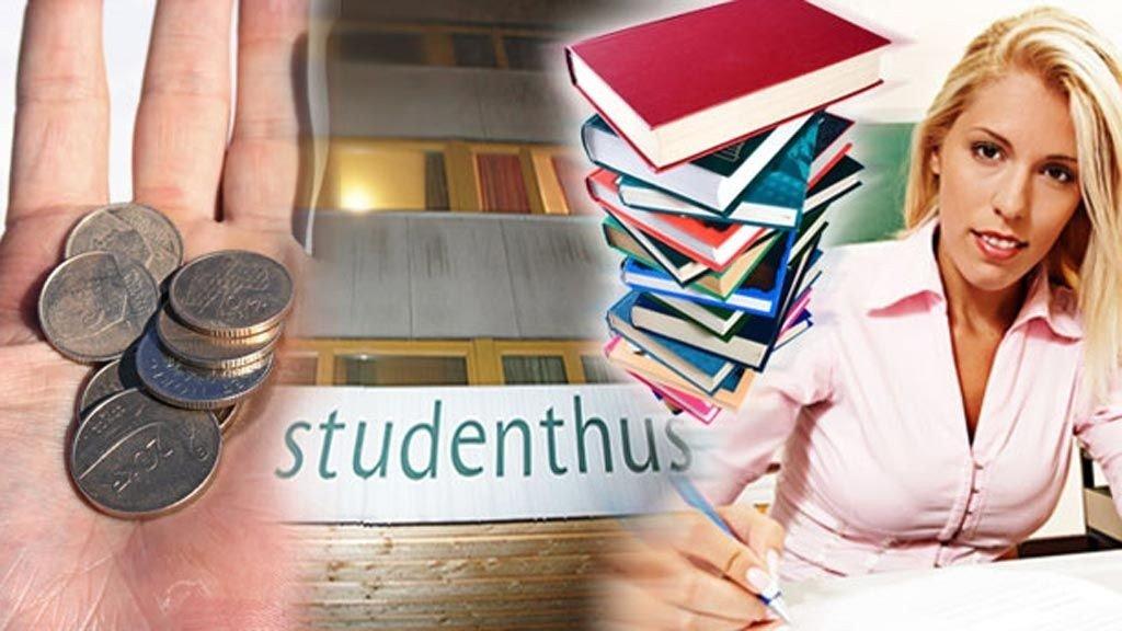 DÅRLIG ØKONOMI: Når mange studenter må bruke store deler av studielånet på husleie blir de tvunget ut av lesesalene og inn i deltidsjobber for å greie seg økonomisk.