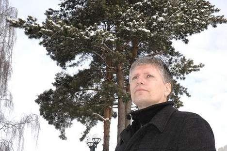 Ola Elvestuen ber om at Stortinget lovfester beskyttelse av trær. Foto: Vidar Bakken