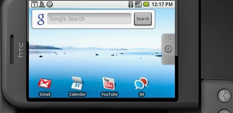 GOOGLE: Androide-mobilen HTC Dream er basert på Linux, men er slett ikke bare for teknonerdene. Den er svært enkel å bruke.