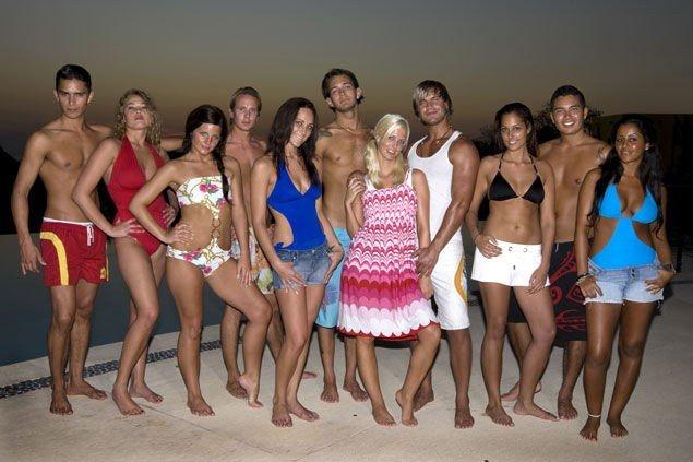 Øystein, Yvonne, Nanna, Petter, Lene, Mats, Ida, Rune, Iris, Kevin og Noor er deltakerne i «Paradise Hotel».