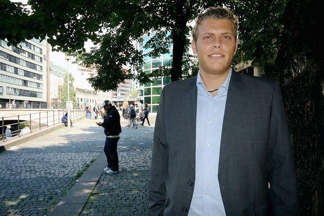 Samferdselsbyråd Jøran Kallmyr (FrP). FOTO: HEGE BJØRNSDATTER BRaaTEN