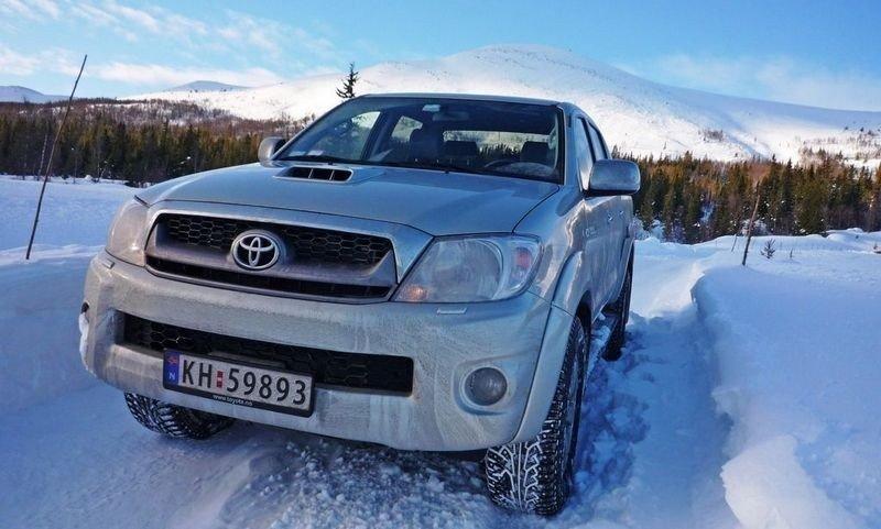 MACHO. Norges mest solgte pickup er blitt enda bedre.