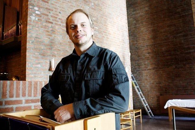 Trygve Nordby Bergland har vært tilknyttet Lambertseter menighet siden august 2008.