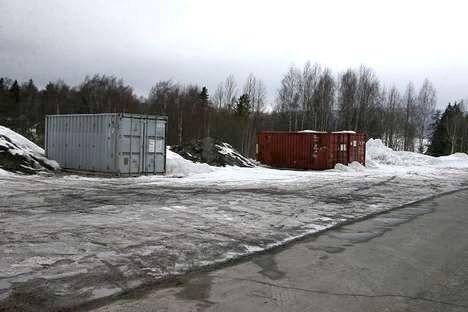 Det er «overveiende sannsynlig» at i hvert fall én av containerne fjernes i løpet av de nærmeste månedene.