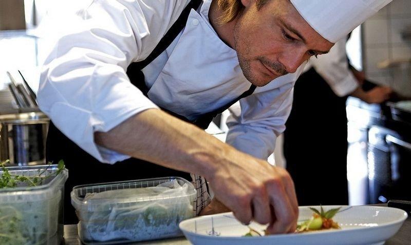 GOURMET: Restauranten Herman i Nimb - i København - er blant mesterkokk Eivind Hellstrøms favoritter i Skandinavia.