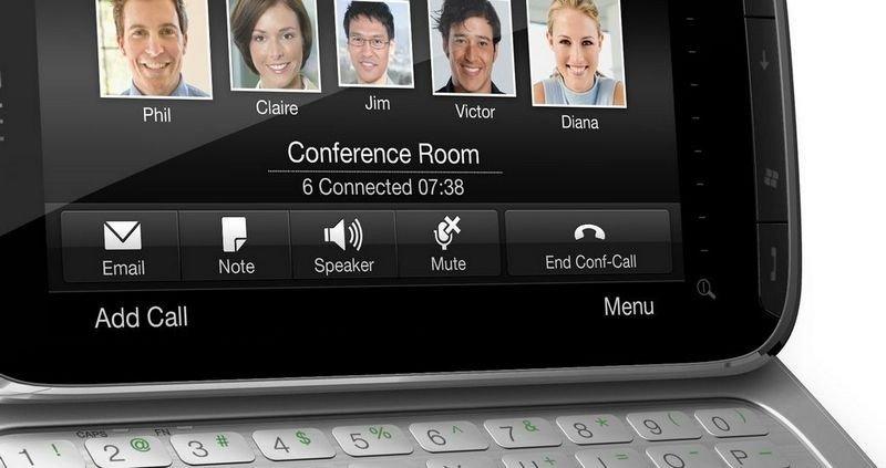 BUSINESS: HTC Touch Pro 2 kommer med en konferanse-funksjon som skjerper profilen som forretningsmobilen.