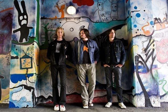 Roar Leren, Anders Pedersen og Tony Ingebretsen gleder seg til å gi deg en dose psykidelisk rock på Café Mir i kveld. FOTO: STINE MERETHE EID