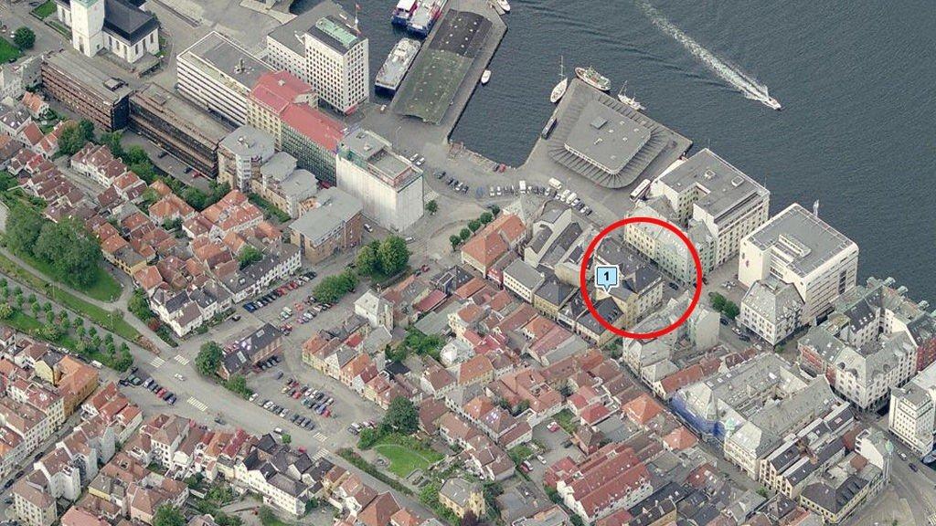 Bergen NAV-huset