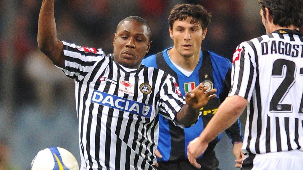 Odion Ighalo, Udinese | Ighalo åpnet kontoen