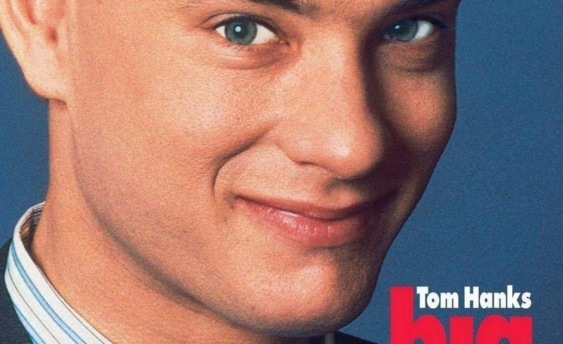 """STOR: """"Big"""" (1988), med den morsomme Tom Hanks, er en av storebrødrene innenfor """"sjangeren"""". (Foto: SF Norge)"""