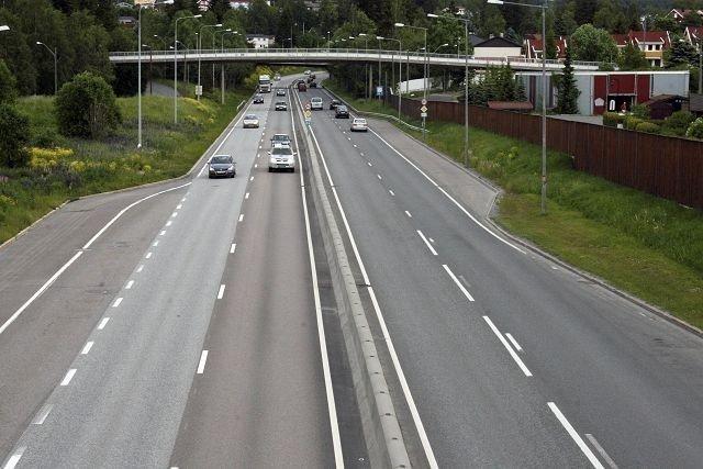 Fossumdiagonalen som skal ta trafikken vekk fra Trondheimsveien og over til Østre Aker er satt på vent. FOTO: Camilla Svendsen