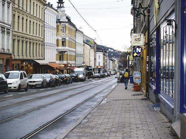 Bydel Grünerløkka er fortsatt på arbeidsledighetstoppen, men økningen er moderat sammenliknet med andre bydeler.
