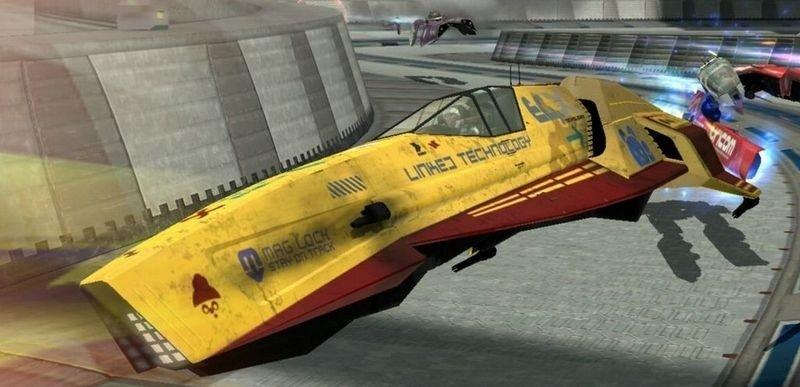SPEED: Slipp fartsgalskapen løs på skjermen. Wipeout HD Fury har ikke laserkontroller eller automatisk måling av gjennomsnittsfart.