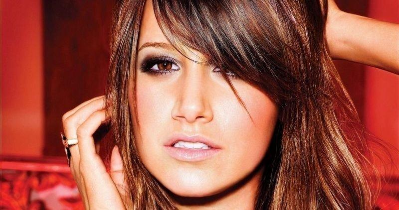 PLETTFRI: Ashley Tisdale (24) tviholder på sitt plettfrie image. (Foto: Warner Music)
