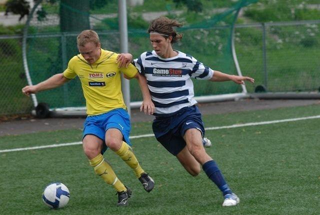 Andreas Gjesvold og Grorud måtte erkjenne at Frigg ble for sterke lørdag.