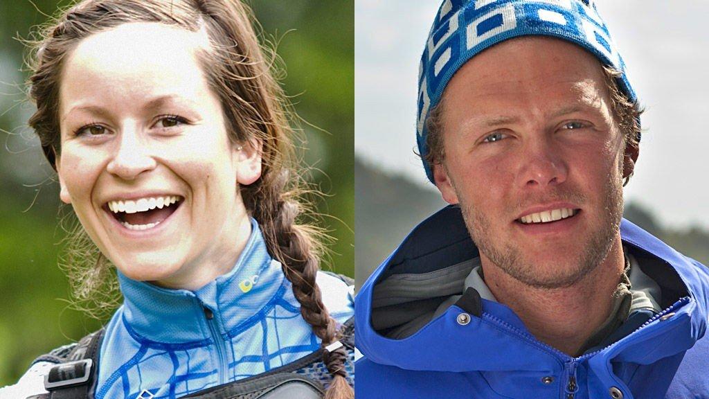 JØRGEN AAMODT er allerede blitt favoritt i «71 grader nord». Selv fant han kjæreste i Kristin Bøgeberg.