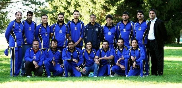 Star Cricket Club har all grunn til å være fornøyd med årets innsats i serien. FOTO: PRIVAT