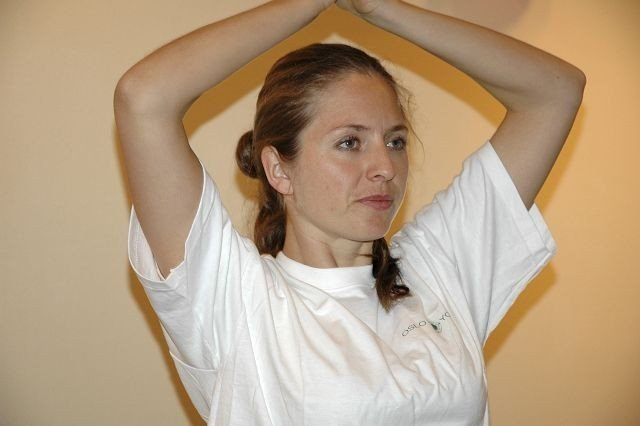 Jannicke Wiel inviterer til yogafestival på Sagene samfunnshus i helga. ARKIVFOTO
