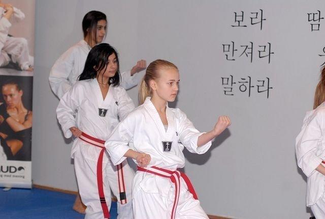 Mange jenter: Mudo Torshov har mange juniorjenter, mye takket være norgesmester Nina Bansal.